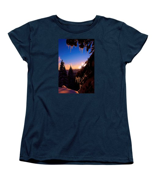Beware Of My Claws Women's T-Shirt (Standard Cut) by Sean Sarsfield