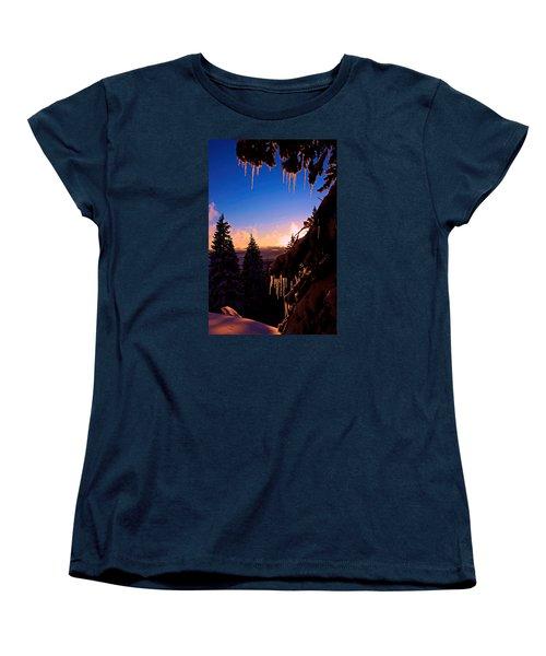 Beware Of My Claws Women's T-Shirt (Standard Cut)