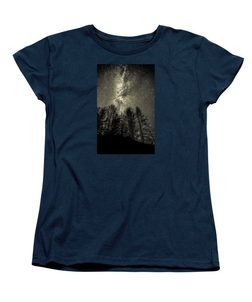 Beyond Eternity Women's T-Shirt (Standard Cut) by Rose-Maries Pictures