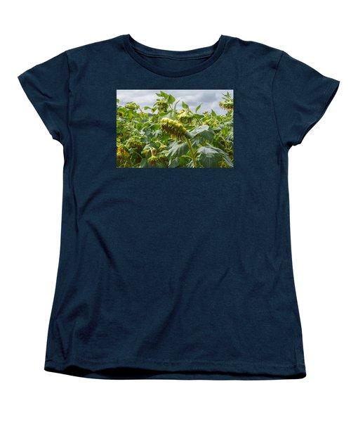 Beyond The Bloom Women's T-Shirt (Standard Cut) by Arlene Carmel