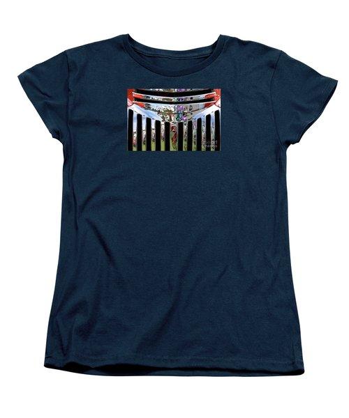 Chevrolet Grille 02 Women's T-Shirt (Standard Cut)