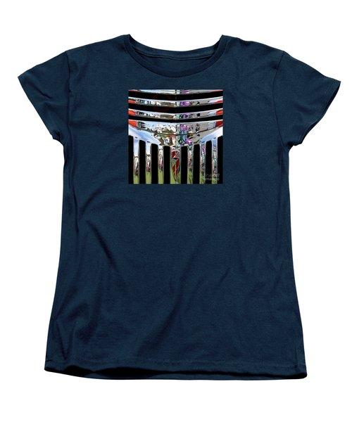 Chevrolet Grille 03 Women's T-Shirt (Standard Cut)