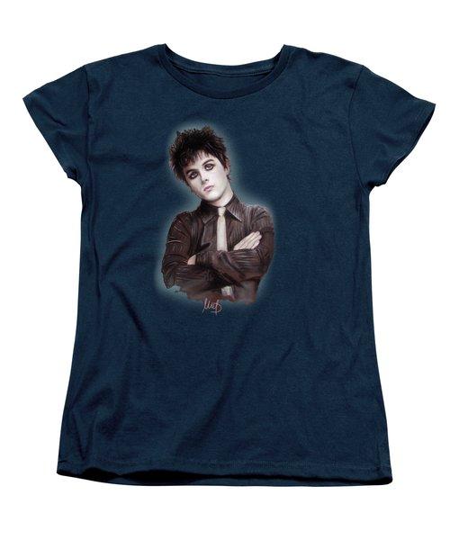 Billie Joe Armstrong Women's T-Shirt (Standard Cut)