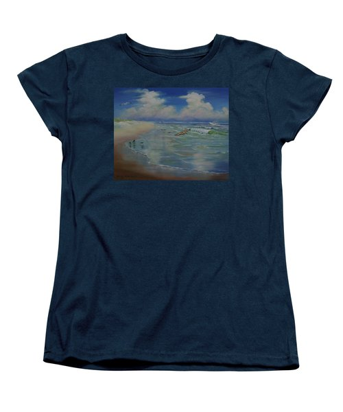 Bird-brains Women's T-Shirt (Standard Cut)