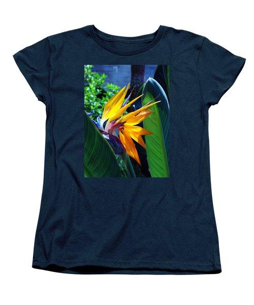 Bird Of Paradise Women's T-Shirt (Standard Cut)