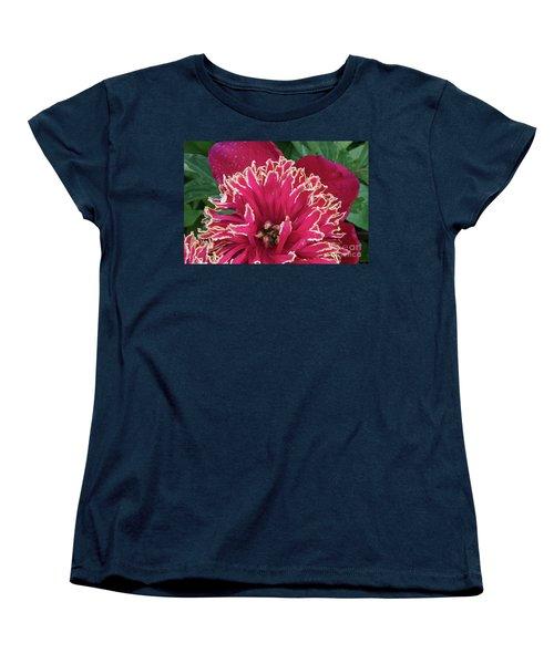 Bird's Nest Women's T-Shirt (Standard Cut) by Jim Gillen