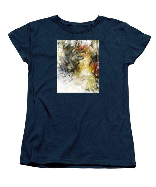 Birth Of Feathers Women's T-Shirt (Standard Cut) by Dale Stillman