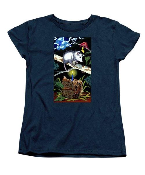 Birthday Surprise Women's T-Shirt (Standard Cut)