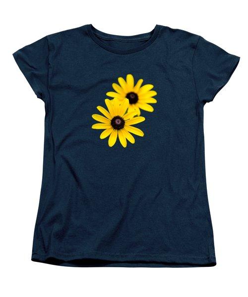 Black Eyed Susans Women's T-Shirt (Standard Cut)