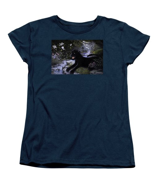 Black Panther Women's T-Shirt (Standard Cut)