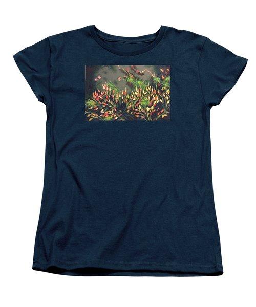 Bladderwort  Women's T-Shirt (Standard Cut)