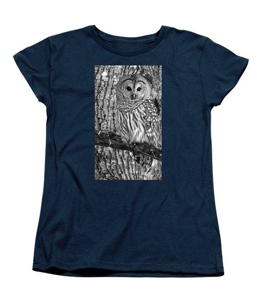 Blending In - 365-187 Women's T-Shirt (Standard Cut) by Inge Riis McDonald