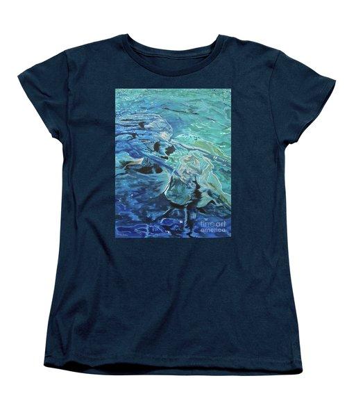 Bliss Women's T-Shirt (Standard Cut) by Stuart Engel