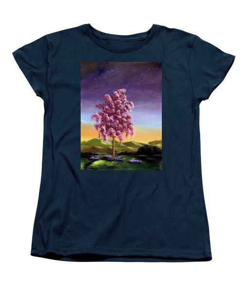 Blossoming Women's T-Shirt (Standard Cut)