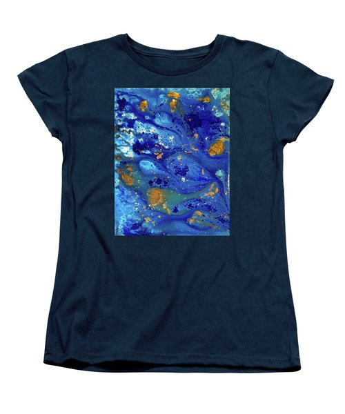Blue Dream Women's T-Shirt (Standard Cut) by Sean Brushingham