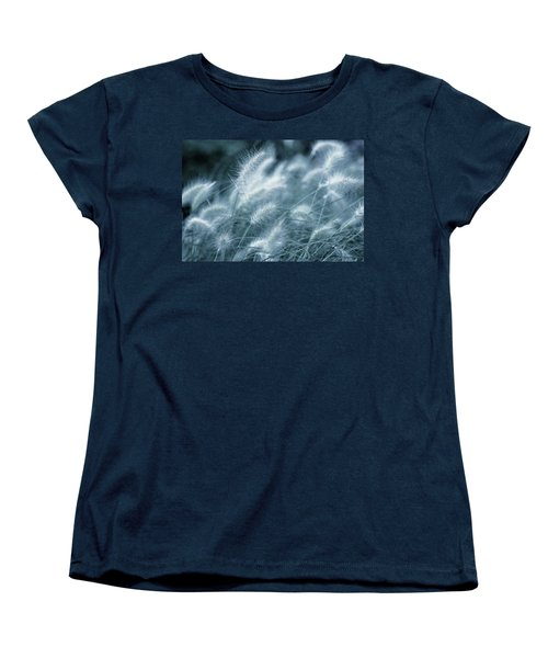 Blue Gras Women's T-Shirt (Standard Fit)