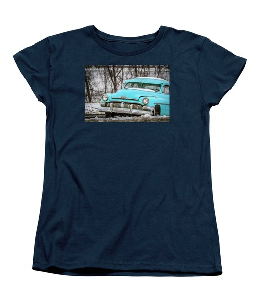 Blue Mercury Women's T-Shirt (Standard Cut)