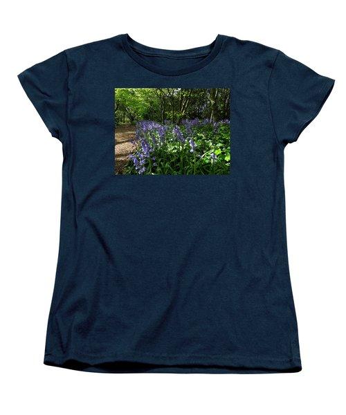 Bluebells3 Women's T-Shirt (Standard Cut) by John Topman