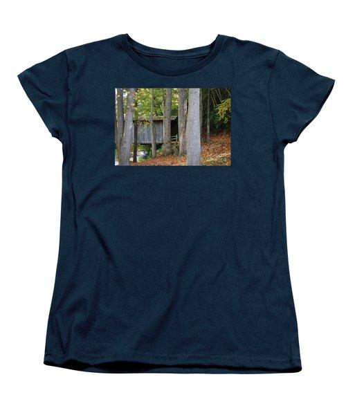 Bob White Women's T-Shirt (Standard Cut) by Eric Liller