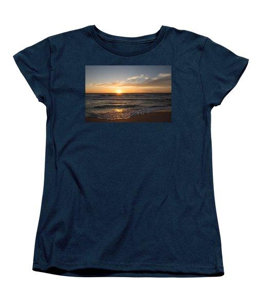 Boca Grande Sunset Women's T-Shirt (Standard Cut) by John Black