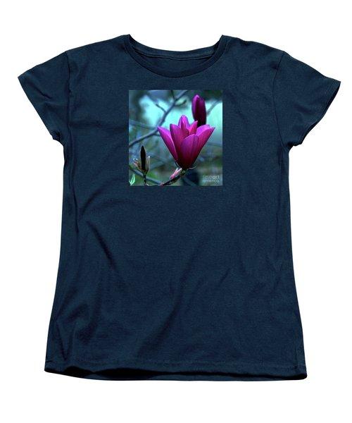 Bold Delicacy Women's T-Shirt (Standard Cut) by Patricia Griffin Brett