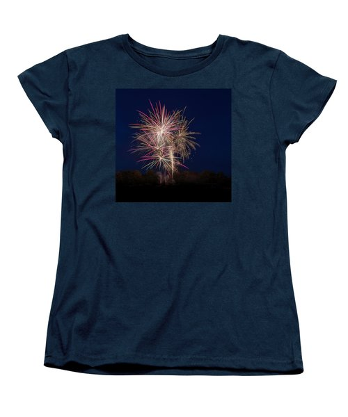 Bombs Bursting In Air IIi Women's T-Shirt (Standard Cut)