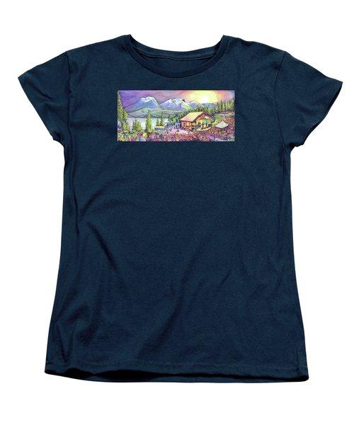 Bonfire Dub Women's T-Shirt (Standard Cut)