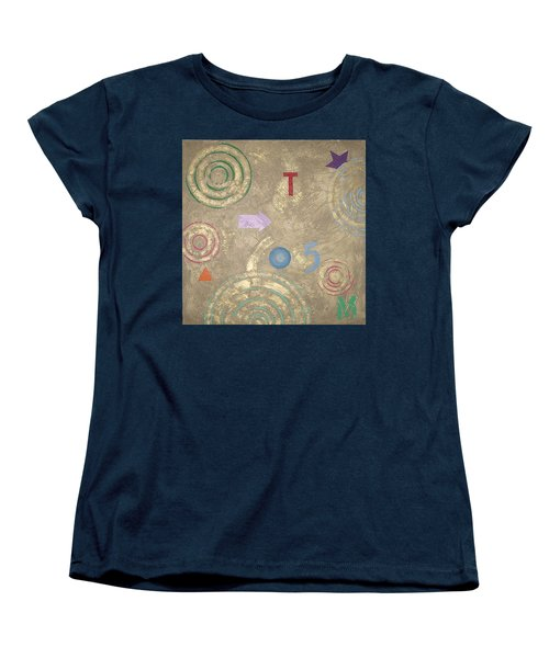 Boogie 5 Women's T-Shirt (Standard Cut) by Bernard Goodman