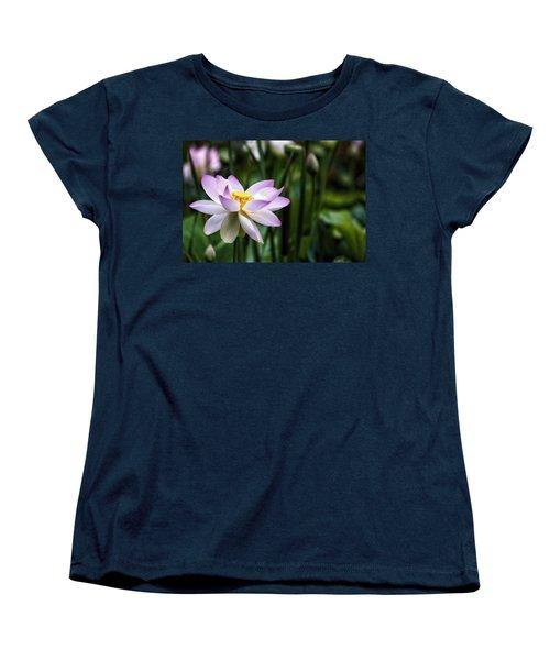Women's T-Shirt (Standard Cut) featuring the photograph Born Of The Water Original by Edward Kreis
