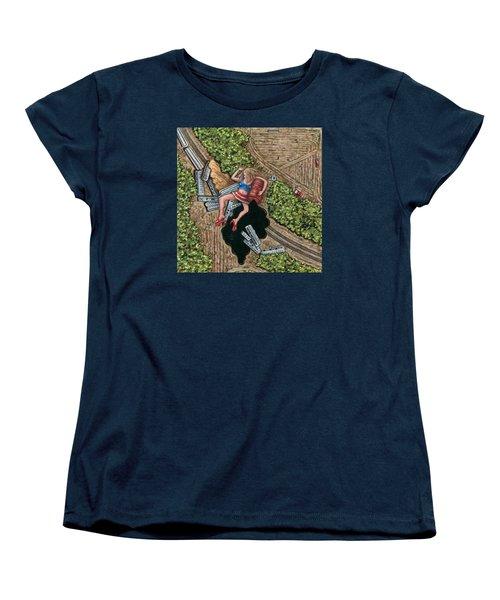 Borrachera Women's T-Shirt (Standard Cut) by Holly Wood