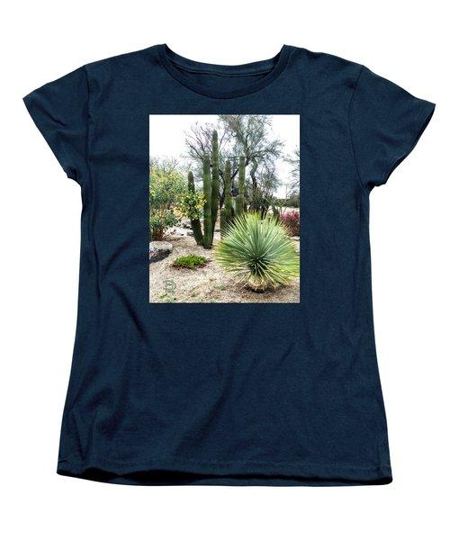 Borrego Botanical Garden Women's T-Shirt (Standard Cut)