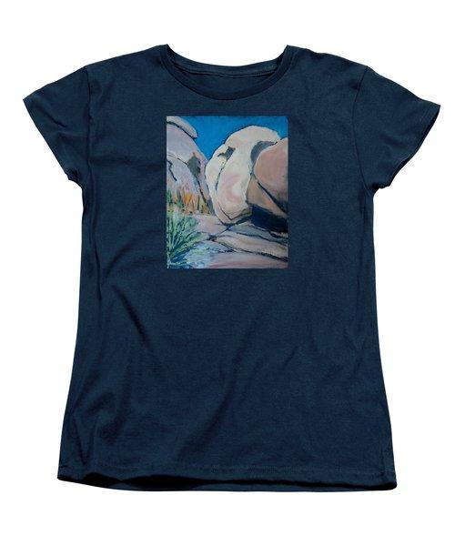 Boulder Women's T-Shirt (Standard Cut) by Richard Willson