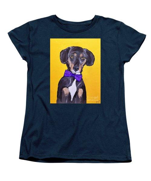 Brady Date With Paint Nov 20th Women's T-Shirt (Standard Cut) by Ania M Milo