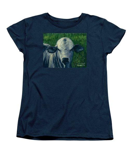 Brahma Bull  Women's T-Shirt (Standard Cut)