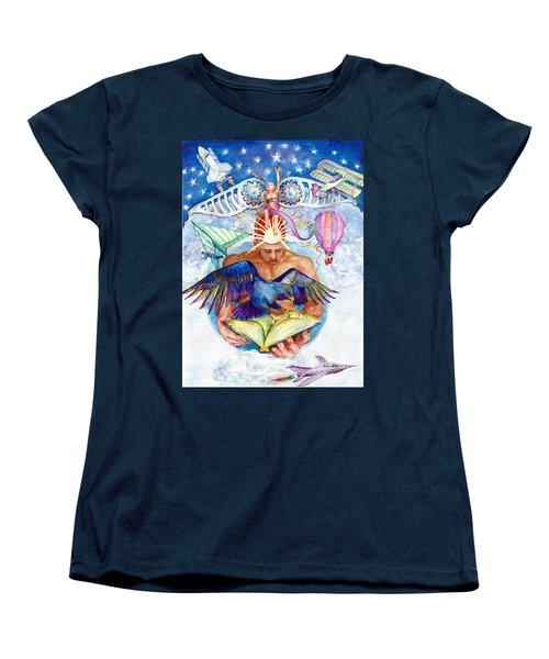 Brain Child Women's T-Shirt (Standard Cut)