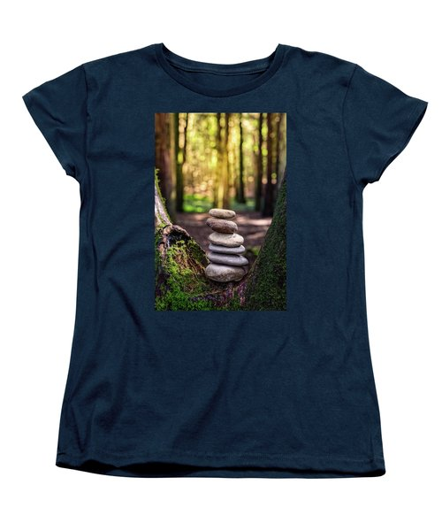 Women's T-Shirt (Standard Cut) featuring the photograph Brand New Day by Marco Oliveira