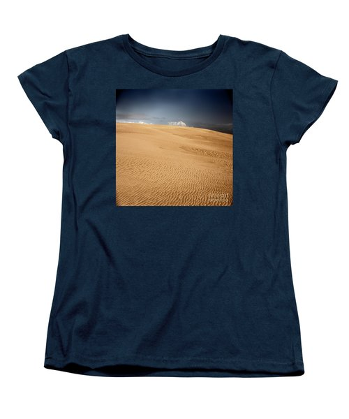 Women's T-Shirt (Standard Cut) featuring the photograph Brave New World by Dana DiPasquale