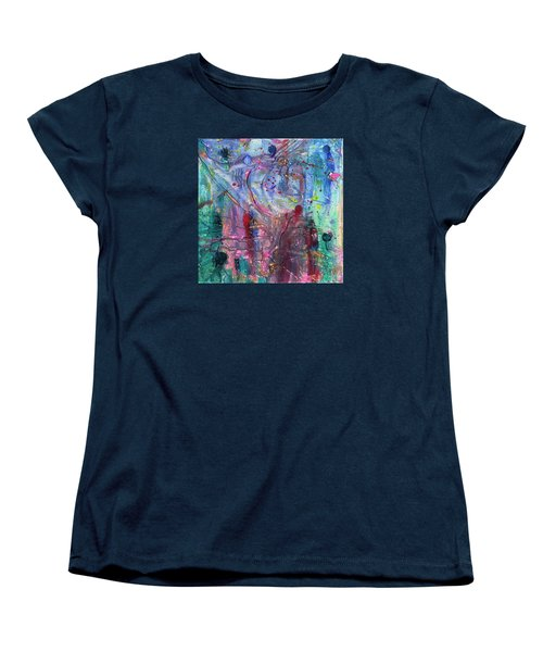 Brave New World Women's T-Shirt (Standard Cut) by Phil Strang