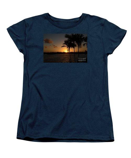 Breaking Dawn Women's T-Shirt (Standard Cut) by Pamela Blizzard