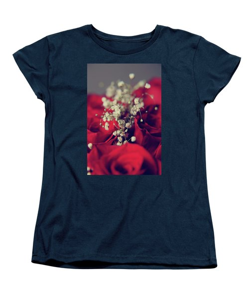 Women's T-Shirt (Standard Cut) featuring the photograph Breath by Laurie Search