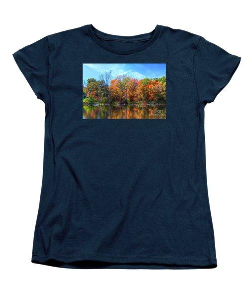 Breathless Women's T-Shirt (Standard Cut) by Robert Pearson