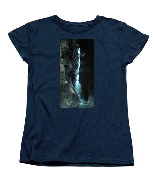 Breitach Gorge Oberstdorf 7 Women's T-Shirt (Standard Cut)