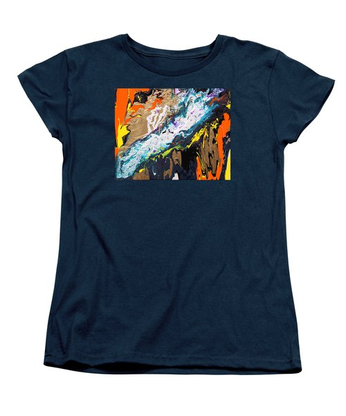Bridge Women's T-Shirt (Standard Cut) by Ralph White