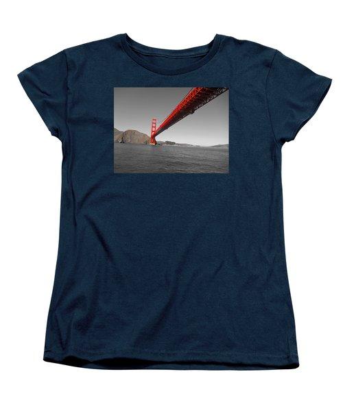 Bridgeworks Women's T-Shirt (Standard Cut) by Douglas Barnard