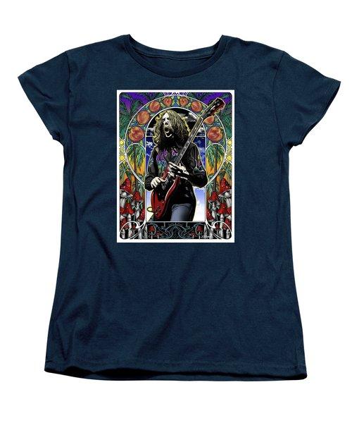 Brother Duane Women's T-Shirt (Standard Cut) by Gary Kroman
