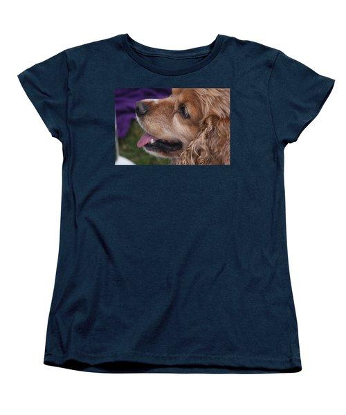 Brownie Women's T-Shirt (Standard Cut) by Vadim Levin