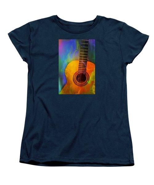 Brushwork Women's T-Shirt (Standard Cut)