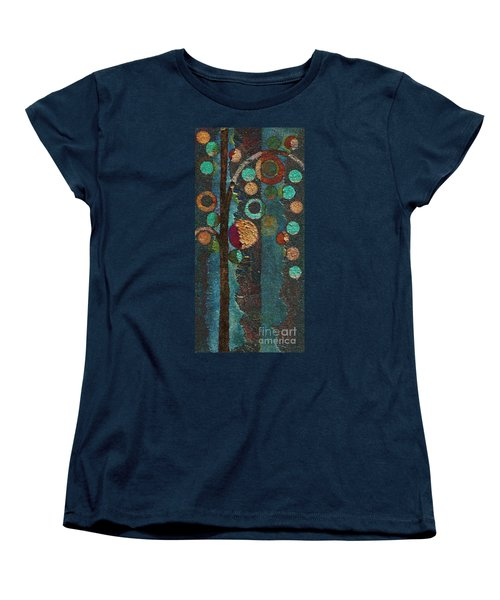 Bubble Tree - Spc02bt05 - Right Women's T-Shirt (Standard Cut) by Variance Collections