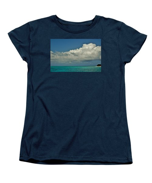 Heaven And Earth Women's T-Shirt (Standard Cut)