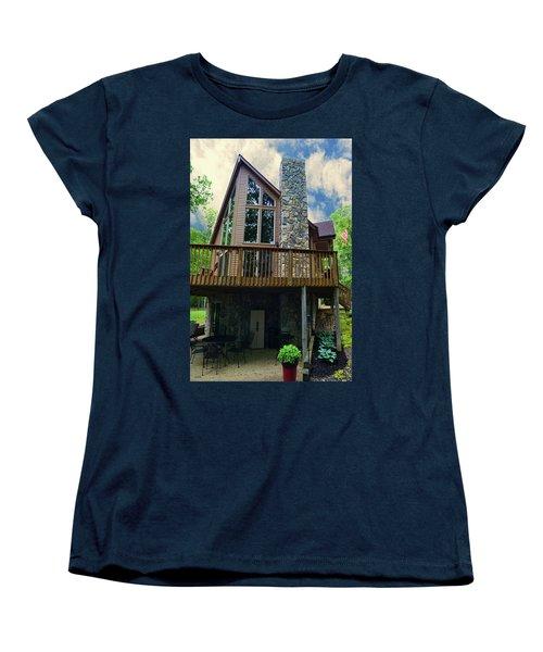 Buddy And Brenda Buckner Women's T-Shirt (Standard Cut) by Dana Sohr